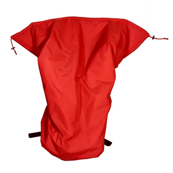 Premium Winter-Fußsack Luminus Red