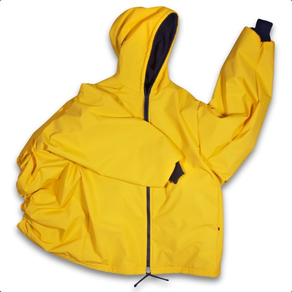 Outdoorjacke Yellow