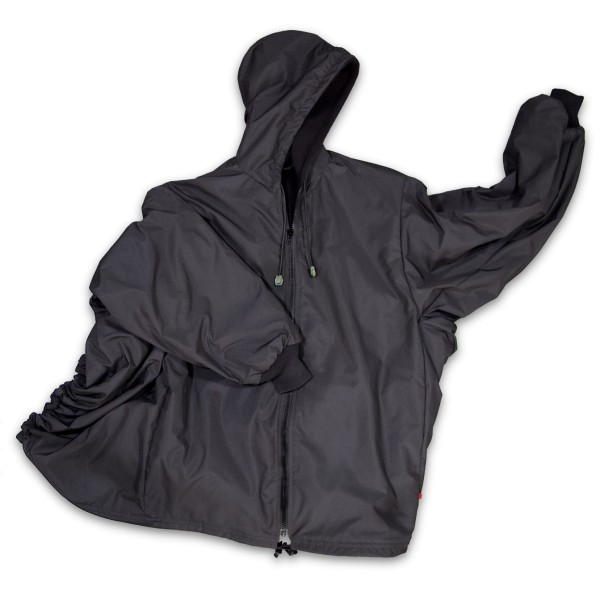 Outdoorjacke highTECH schwarz