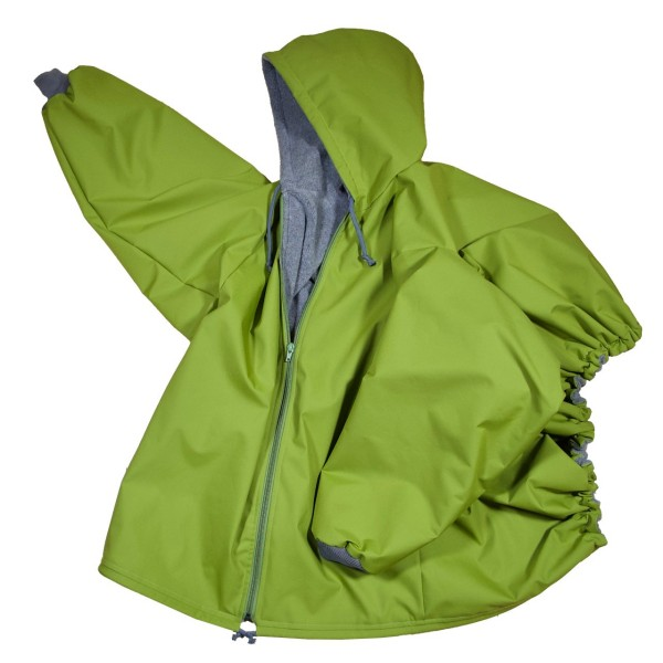 Premium-Outdoorjacke Lime