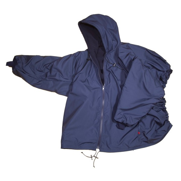 Outdoorjacke highTECH blau