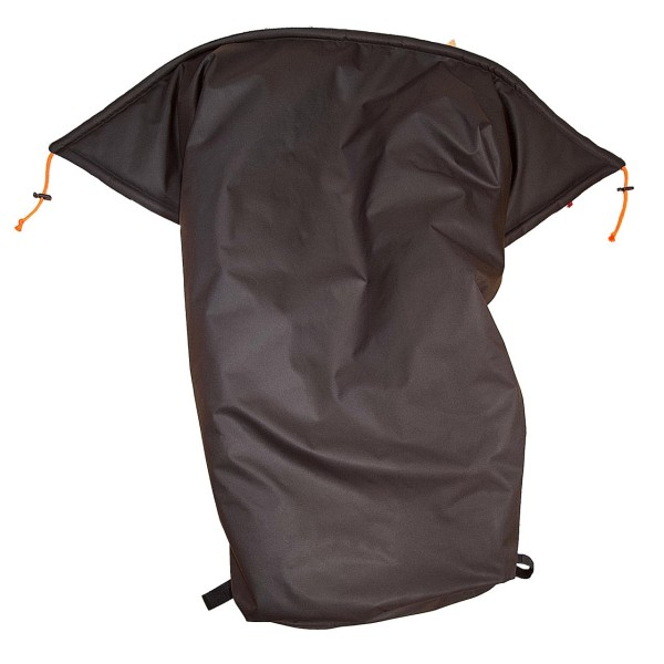 Premium Winter-Fußsack Black