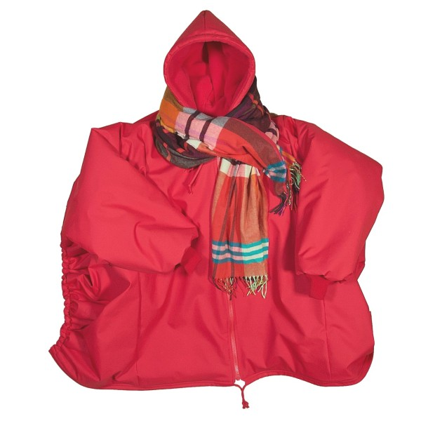 Winterjacke highTECH, rot