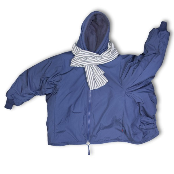Winterjacke highTECH, blau