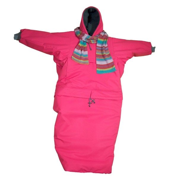 Winter-Thermocape Pink