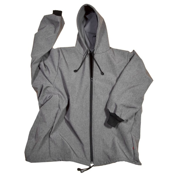 Softshell-Jacke Grey