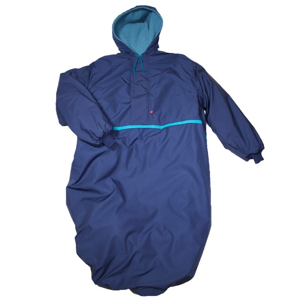 Wetterfestes Outdoorcape Gr.128-140
